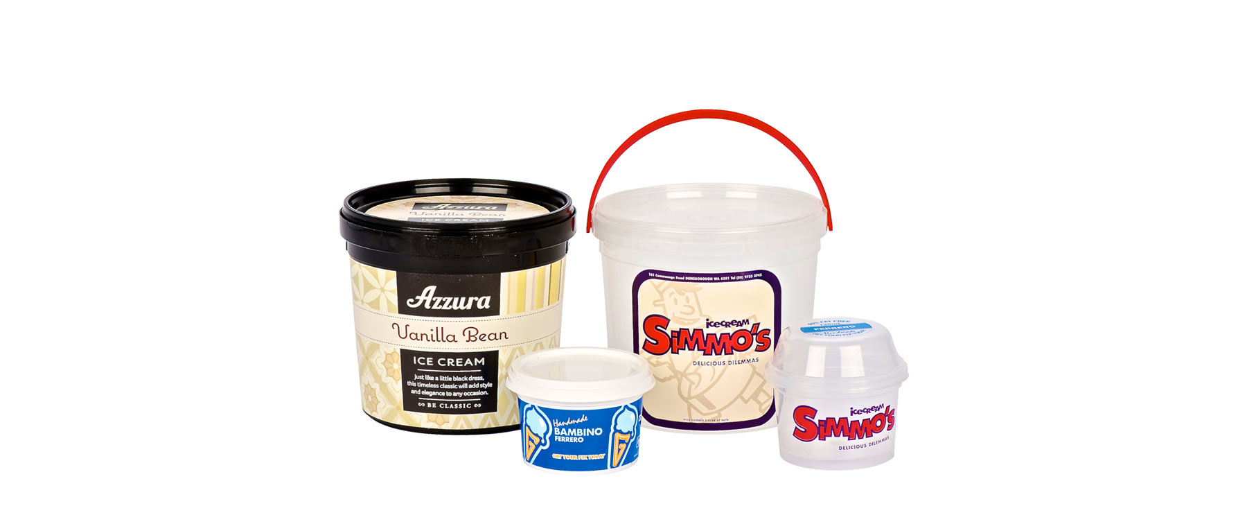 We specialise in the manufacture of high quality plastic products